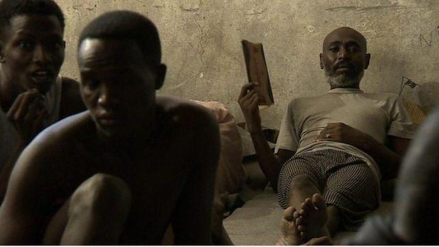 Qaxooti badan oo isku dayaya inay gaaraan Yurub ayaa ku jira xabsiyada Liibiya
