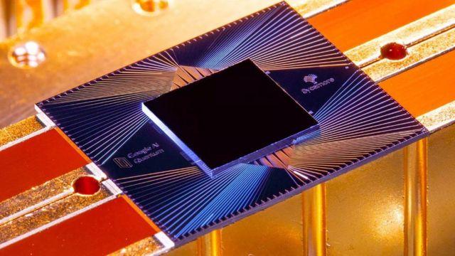 квантовий комп'ютер