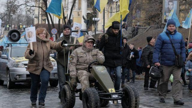 марш солідарності з кримськотатарським народом