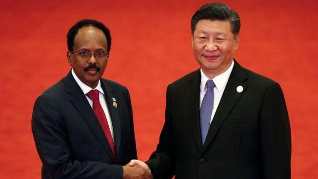 चीन अफ़्रीका
