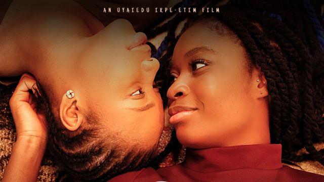 La photo de couverture du film IFE montrant deux femmes en face l'une de l'autre