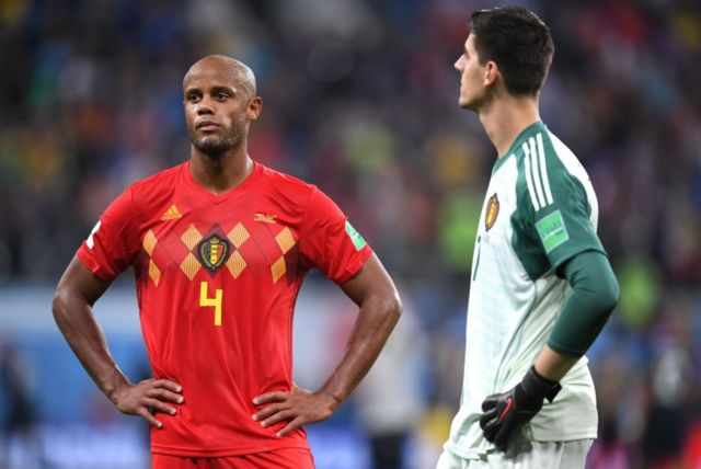 Bélgica nunca ha podido llegar a la final de una Copa del Mundo.