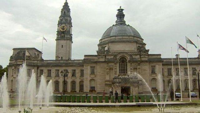 Neuadd y Ddinas, Caerdydd