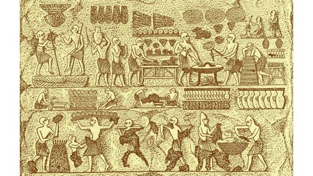 Gravura egípcia