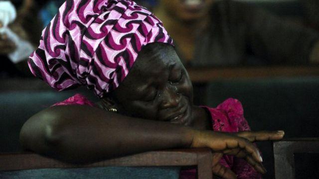 Жінка молитва