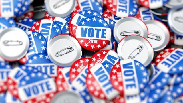 Electores en EE.UU.