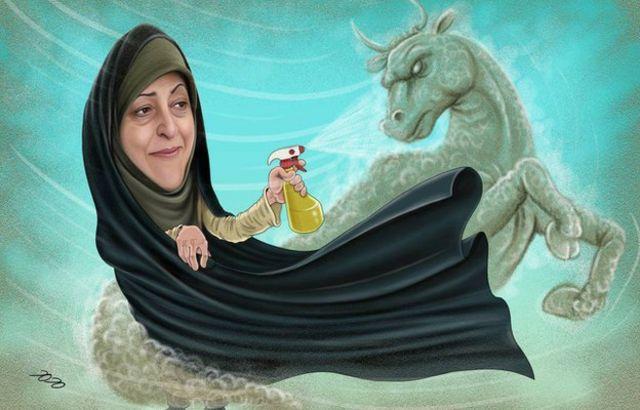 کارتون محمد طحانی، نوآوران