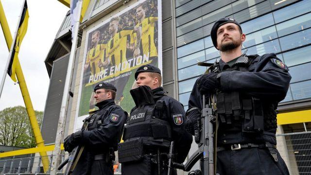 Borussia Dortmund bombs: Part of an elaborate scam?
