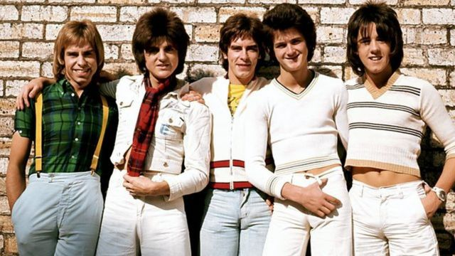 Bay City Rollers: The boy band that turned the world tartan