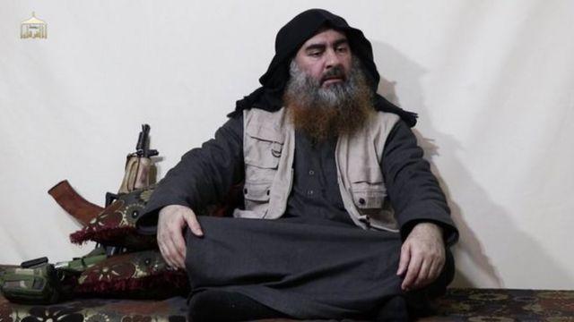 IS leader
