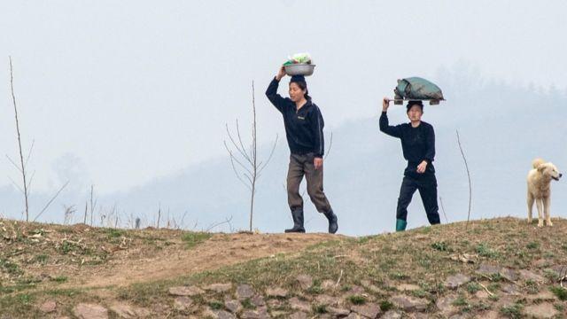 Korea Utara, Dandong