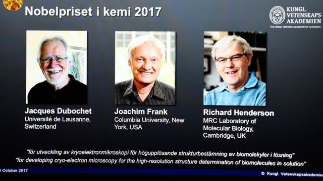 Nobel Kimya 2017