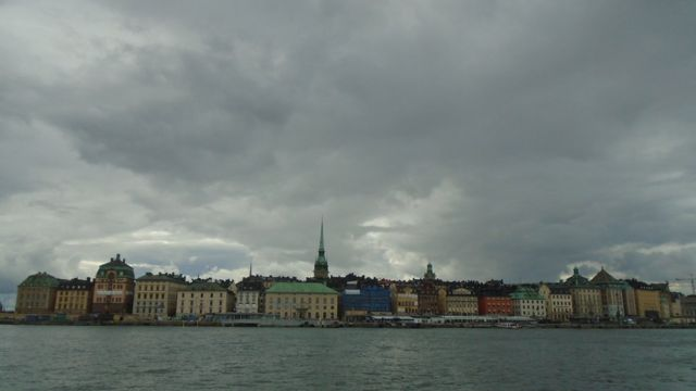 Облачный Стокгольм