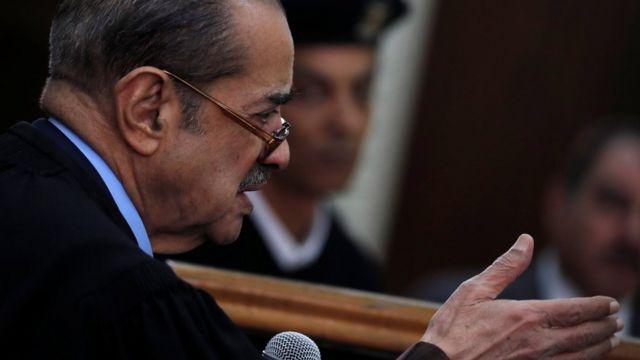 فريد الديب محامي مبارك