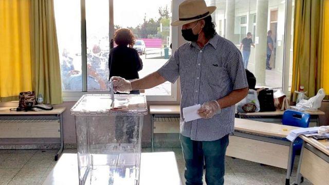Kuzey Kıbrıs'ta 10. cumhurbaşkanlığı seçimi