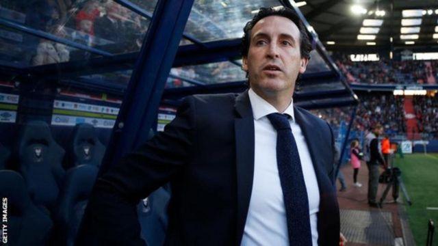 Unai Emery atasaini mkataba na Arsenal msimu huu