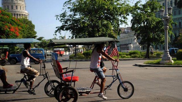 دولت ترامپ می گوید تا زندانیهای سیاسی در کوبا آزاد نشوند، آمریکا تحریم کوبا را رفع نخواهد کرد