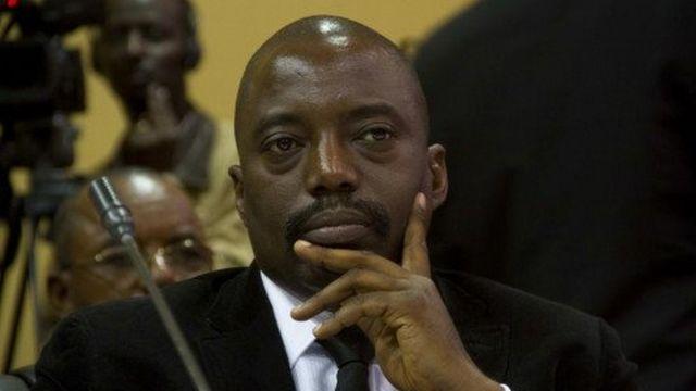 Le Chef de l'Etat Joseph Kabila reçu les membres du Conseil de sécurité de l'Onu