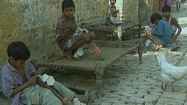 भारत के बाल मजदूर