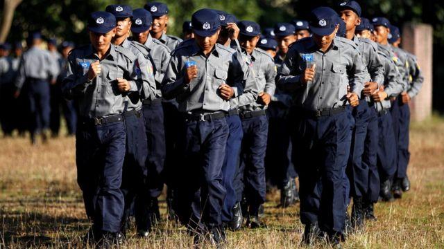 Rakhine Police