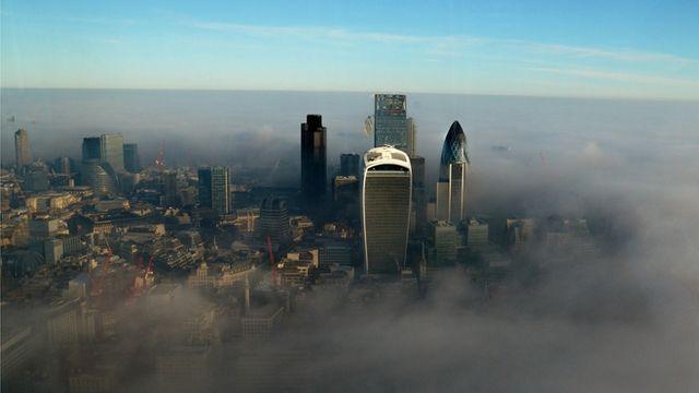 افق لندن