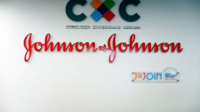 Logo de la compañía en una de sus oficinas