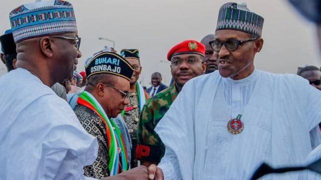 Abdulrahman àti Buhari
