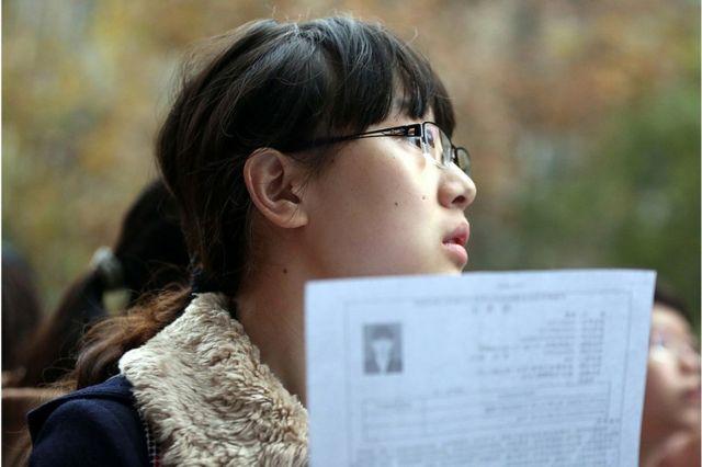 中国では依然として公務員は人気の職種だ