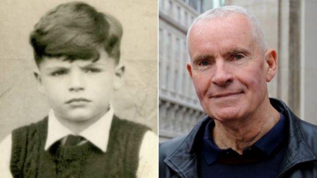로빈은 13세가 되던 해에 입양됐다