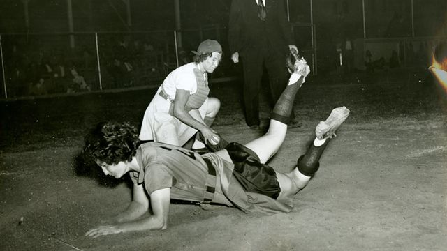 Female baseball league