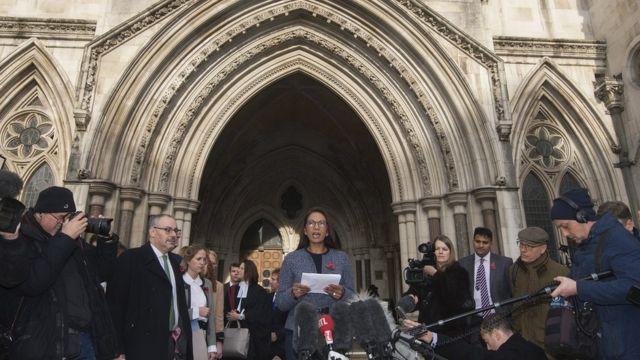 Imbere ya Westminstert magistrate court