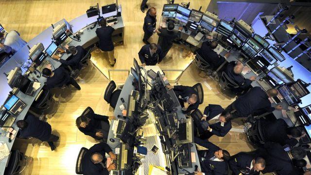 Bolsa de Nueva York, 2010