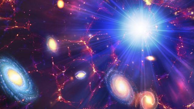 """El universo es la cosa más simple del universo"""": Neil Turok, el físico que  desafía la teoría del Big Bang - BBC News Mundo"""