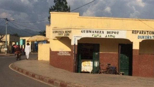 Mji wa Bugarama ni 'kitovu cha ukahaba Rwanda'