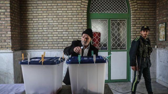 انتخابات مجلس ایران