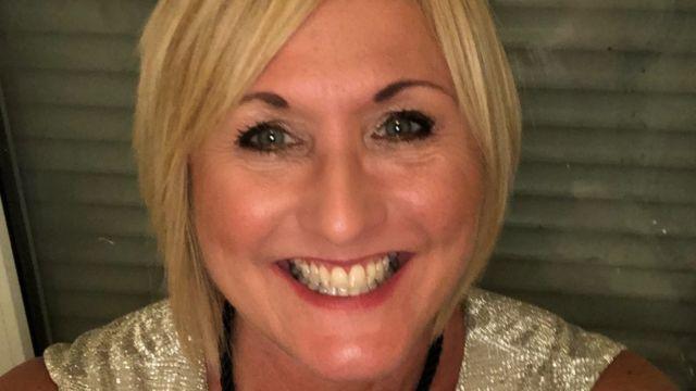 Becky Bevers, de 51 años