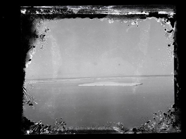 Mar quieto en McMurdo