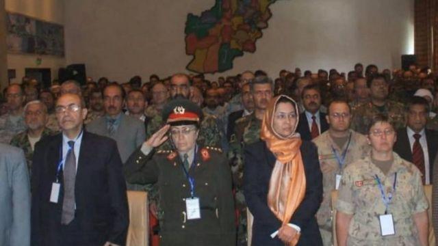 افغانستان، ژنران سهیلا صدیق، وزارت بهداشت