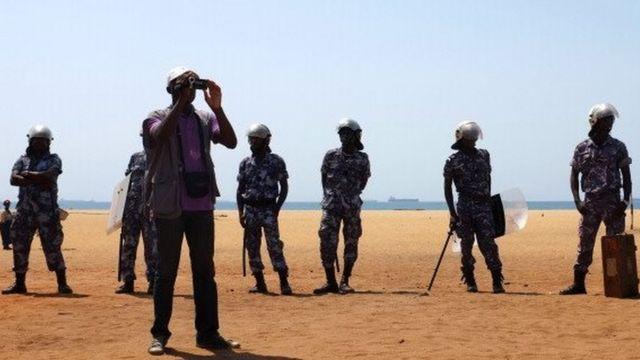 Le bilan sécuritaire 2016 au Togo fait état aussi de 32 vols à mains armées et 82 cas de braquages.