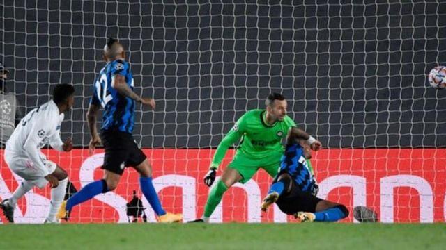 real 3 2 inter karon farko da real ta yi nasara a champions league a bana bbc news hausa karon farko da real ta yi nasara a
