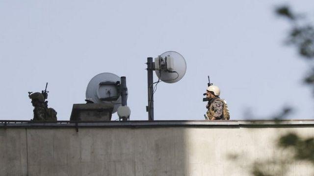 حمله در کابل