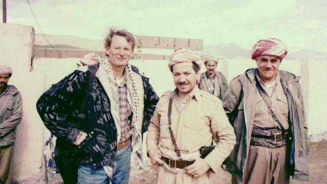 Fleeing Saddam with the Kurds