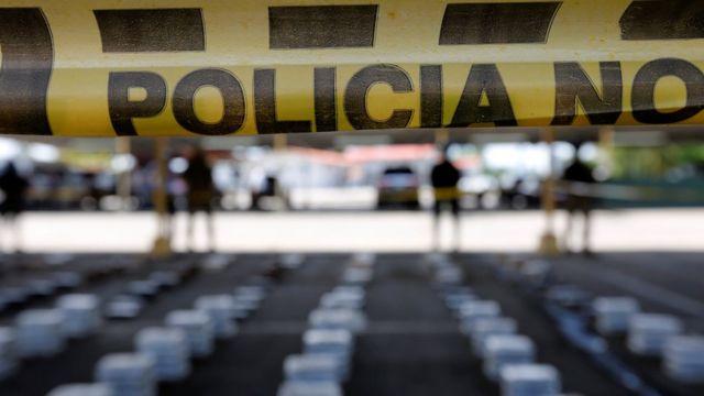 El mercado de la cocaína en Sudamérica es el que más rápido crece.