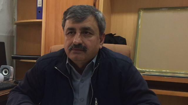 پروفیسر ڈاکٹر حکیم خان آفریدی