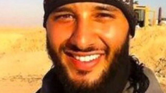 """An unlocated picture posted in 2014 on his Facebook account shows Foued Mohamed Aggad, who has been identified as the third bomber involved in the attacks at Paris""""s Bataclan music hall, police sources said on December 9, 2015."""