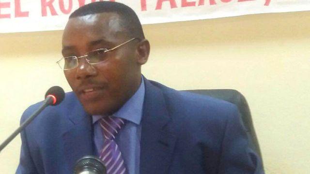 Dr Thadée Ndikumana, avugira ubushikiranganji bw'amagara mu Burundi