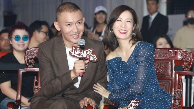 Charmaine Sheh Sze-man y Nie Yuan