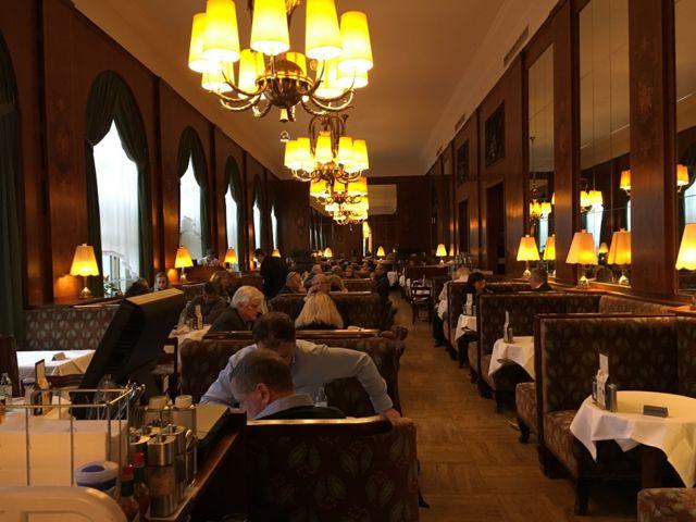 Cafe Landtmann, Viena
