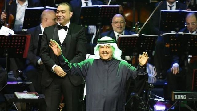 Les deux chanteurs saoudiens sont populaires dans le monde arabe.
