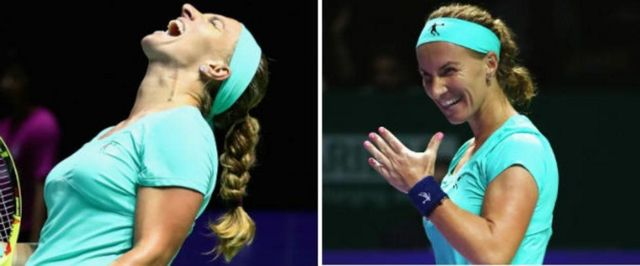 Tennis, Svetlana Kuznetsova